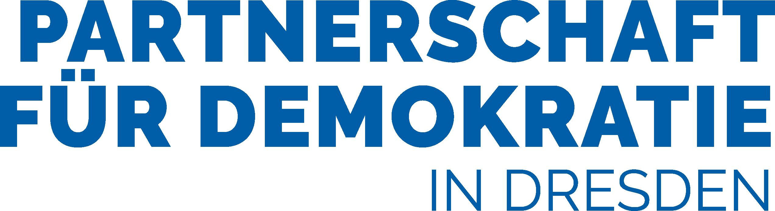Partnerschaft für Demokratie in Dresden